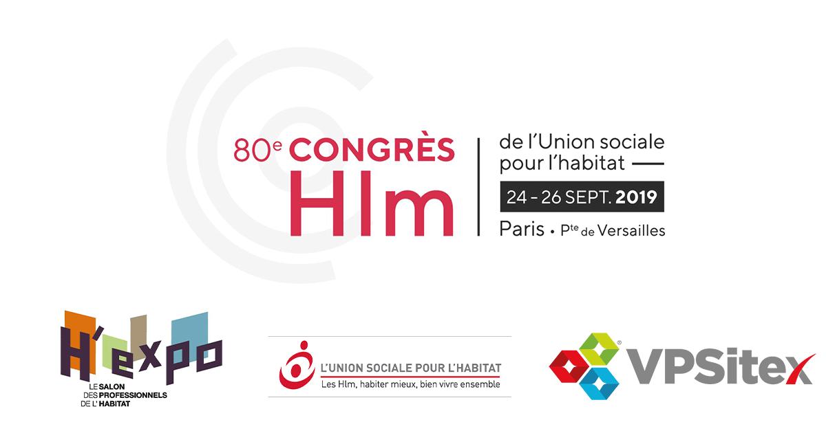VPSITEX 80 congrès HLM