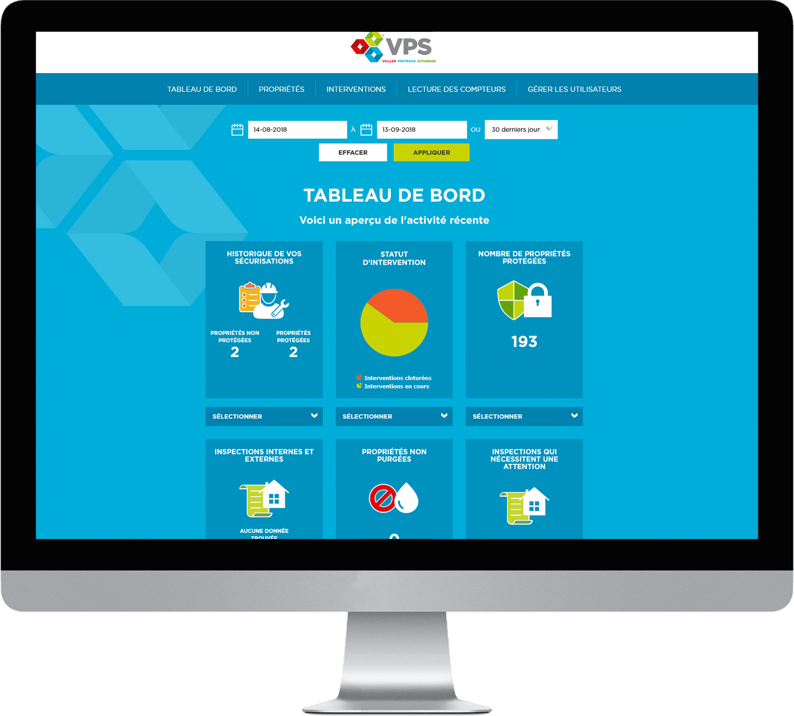 vps insights espace client vps