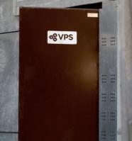 Porte anti-squat VPSITEX bien immobilier vacant