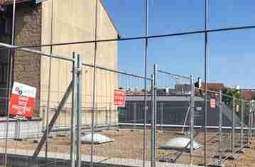 Barrières et clôtures mobile VPSitex