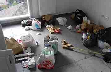 Solution VPS de nettoyage et débarassage des lieux